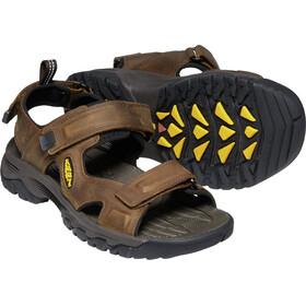 Keen Targhee III Open Toe Sandals Men bison/mulch